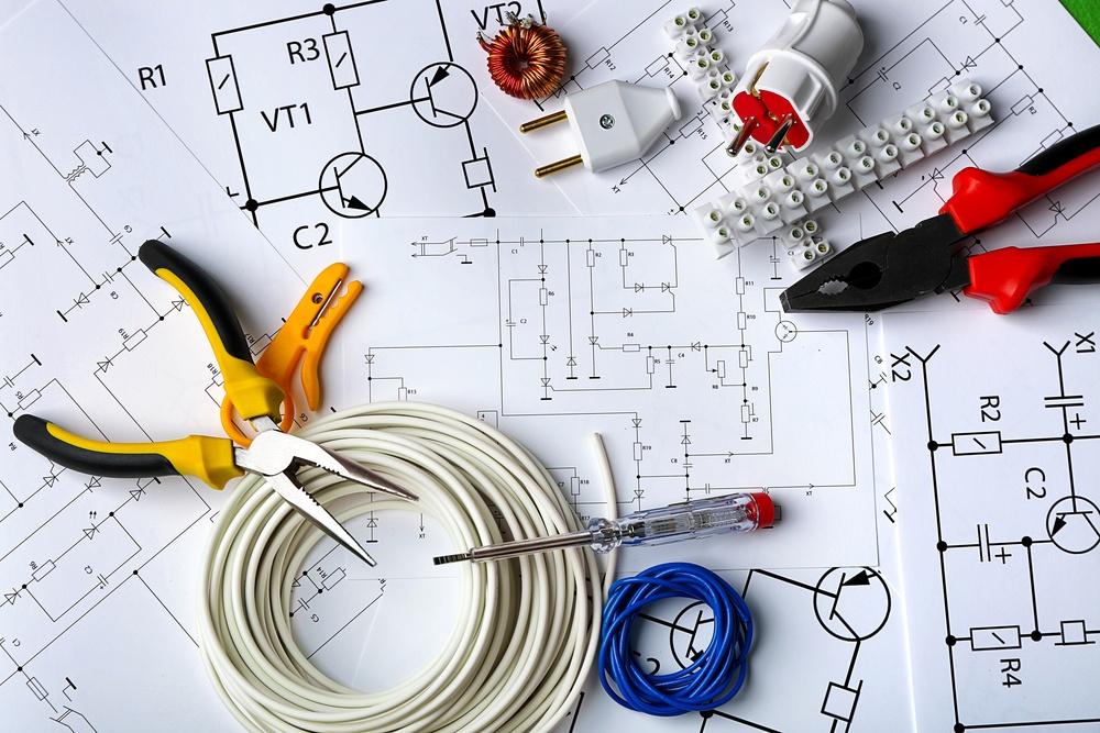 Electrical Blueprints Parma